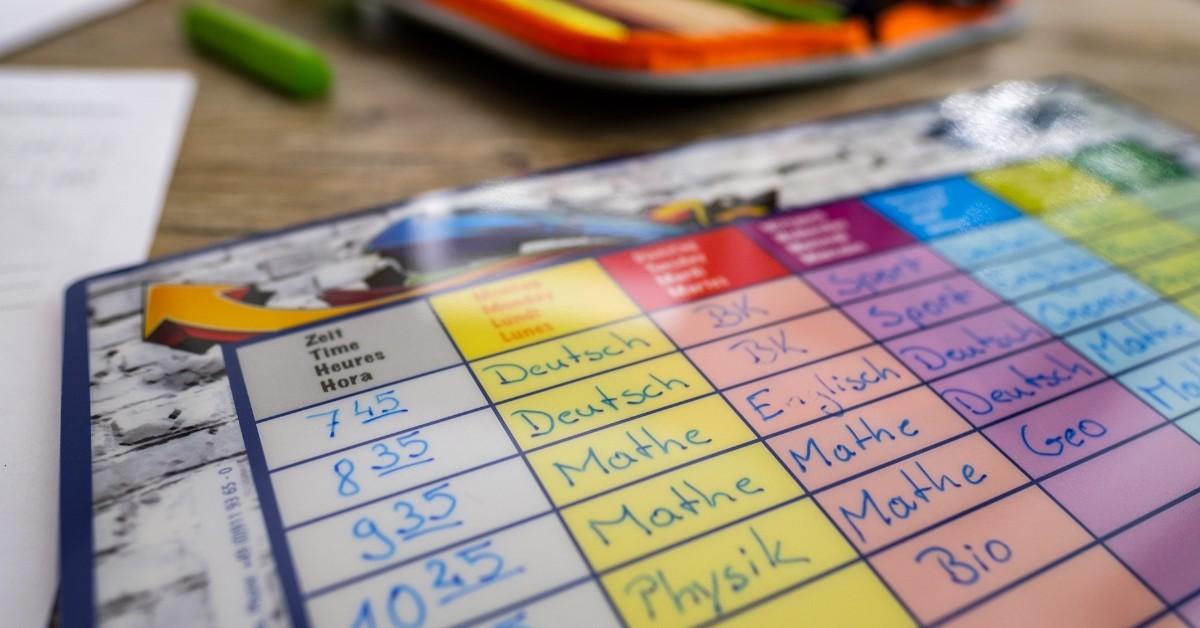 How to Create School Schedule